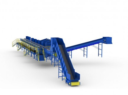 Sorting Systems, Conveyors & Tippers